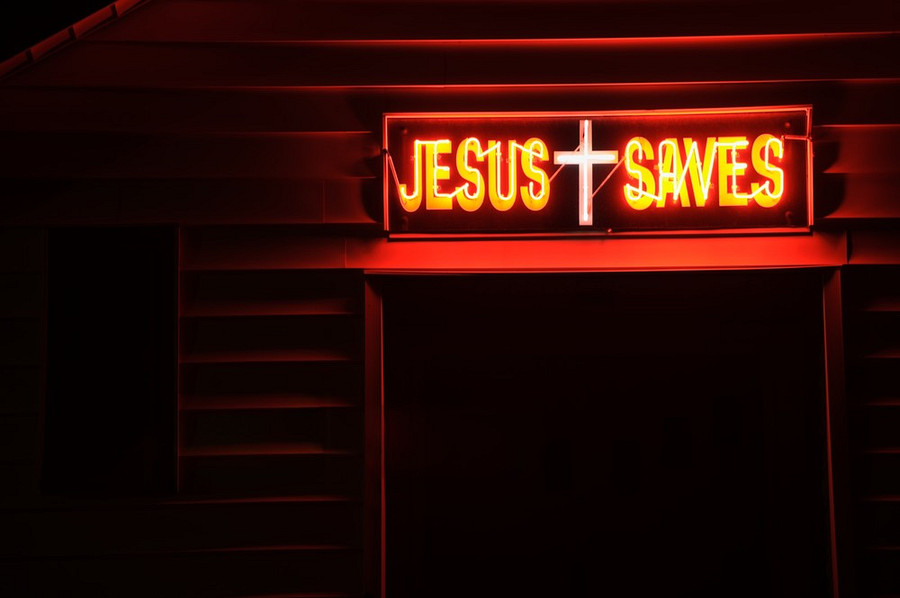 12880-Jesus-Saves